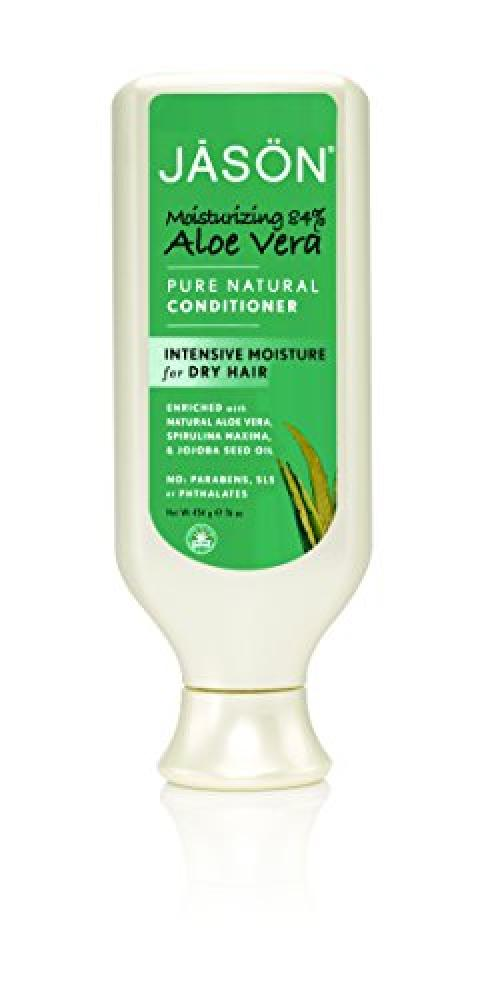 Jason Bodycare Natural Cosmetics Organic Aloe Vera 84 Percent Conditioner 454g