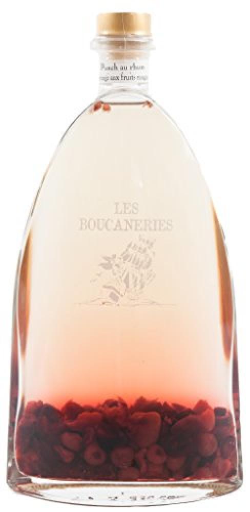 Fisselier Boucaneries Red Fruits Rum Punch Liqueur 150 cl