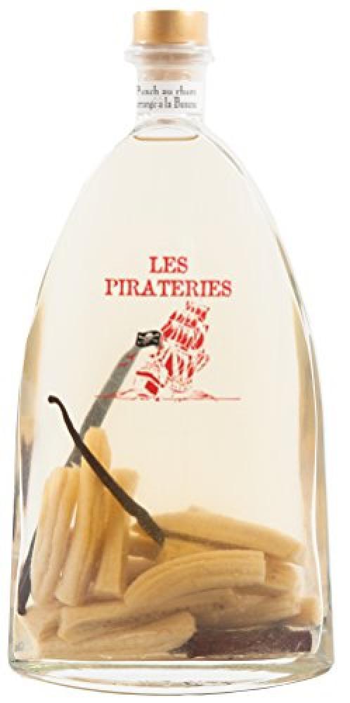 Fisselier Les Pirateries Banana Rum Punch Liqueur 1500ml