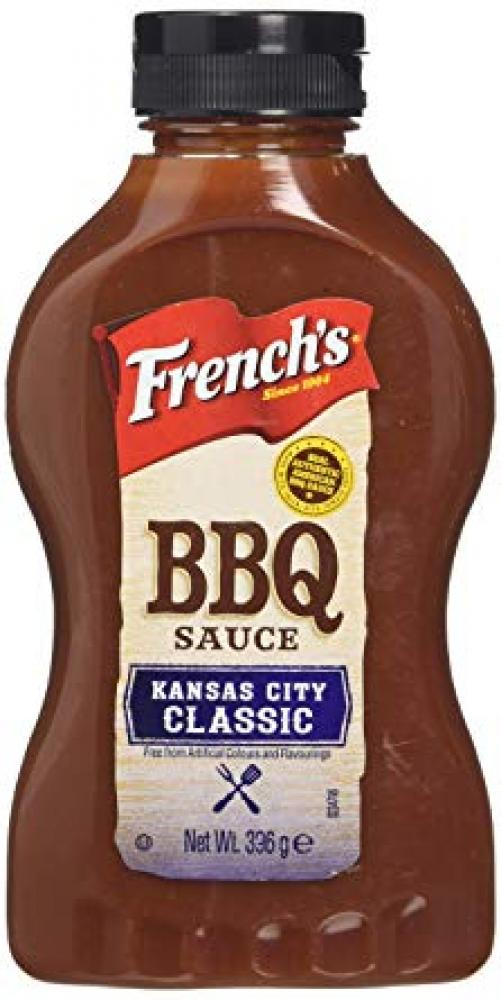 Frenchs Kansas City Classic BBQ Sauce 396g