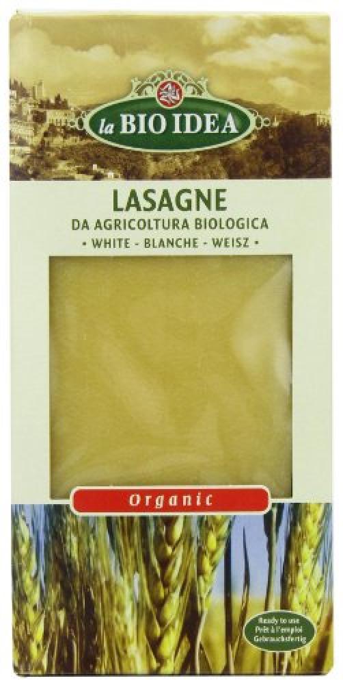 La Bio Idea Organic White Lasagne 250g