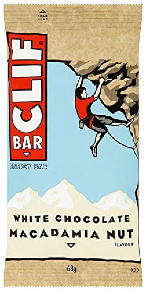 Clif Bar White Chocolate Macadamia Nut 68 g