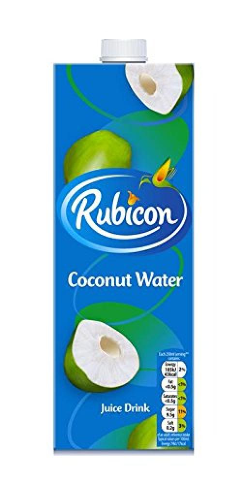 Rubicon Still Coconut Water Juice Drink 1Litre