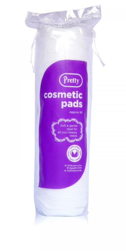 Pretty 80 Cosmetic Pads