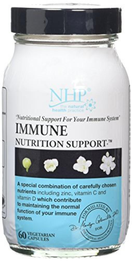 NHP Immune Nutrition Support Capsules - Pack of 60