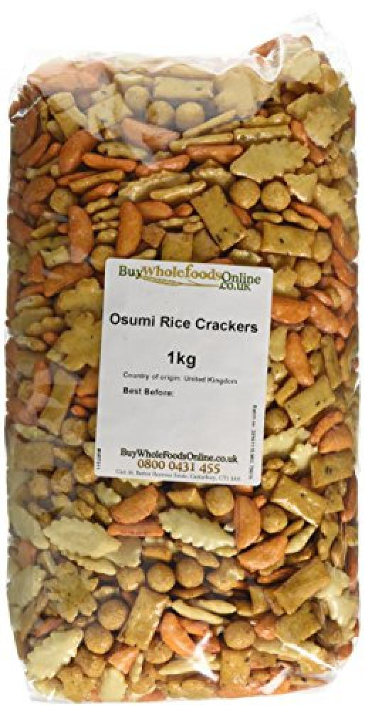 Buy Whole Foods Osumi Rice Crackers 1Kg
