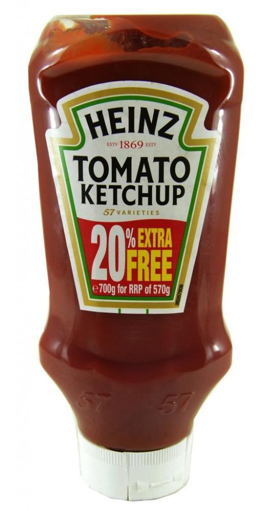 Heinz Tomato Ketchup 700g