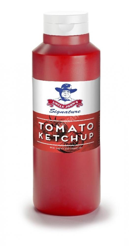 Uncle Johns Tomato Ketchup 1l