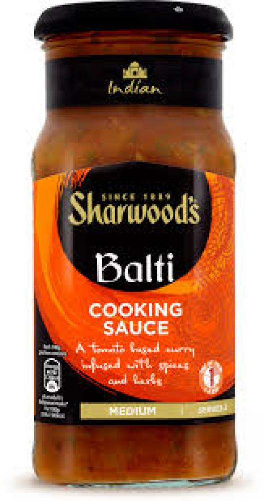 Sharwoods Balti Cooking Sauce 420g