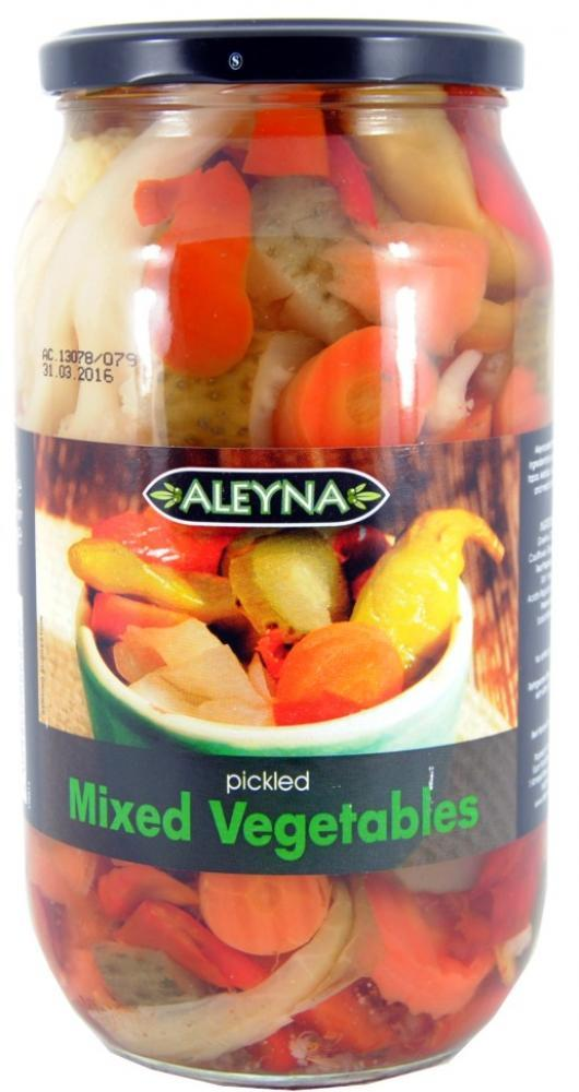 Aleyna Pickled Mixed Vegetables 950g