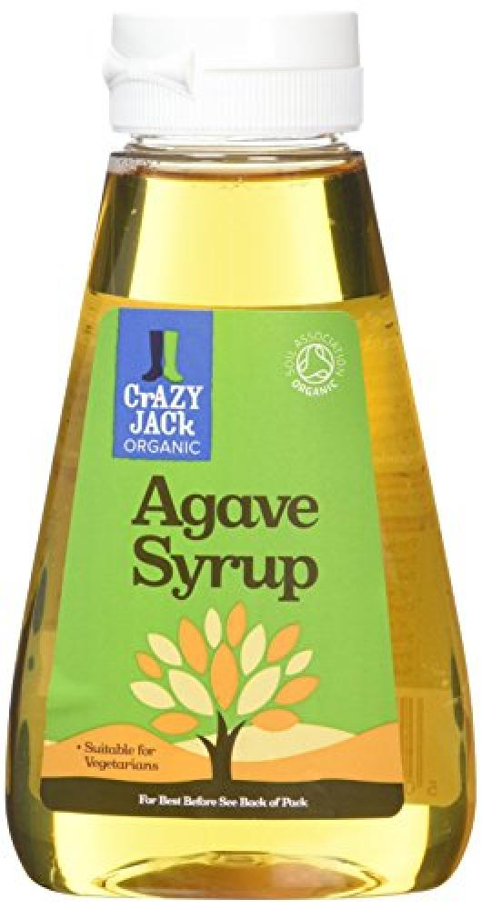 Crazy Jack Agave Syrup 250ml