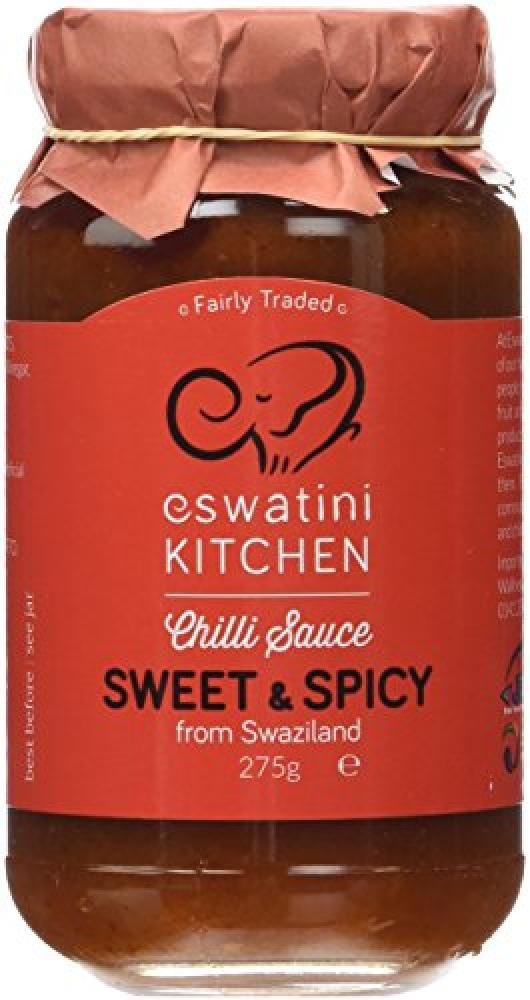 Eswatini Kitchen Sweet and Spicy Chilli Sauce 300g