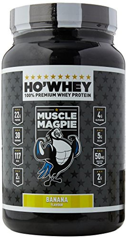 Muscle Magpie HoWhey Banana Flavour