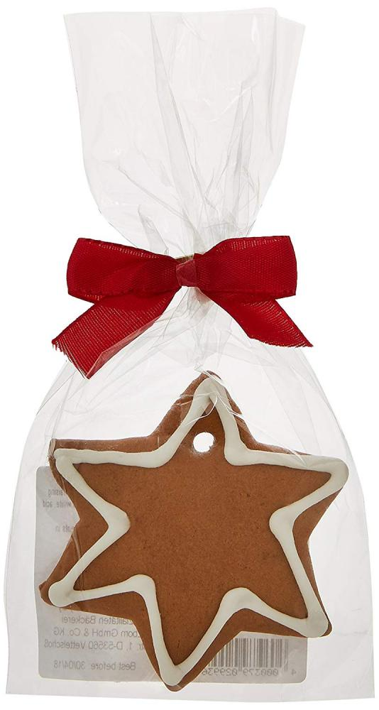 Pertzborn Mini Tree Gingerbread Decorations with White Icing 12g