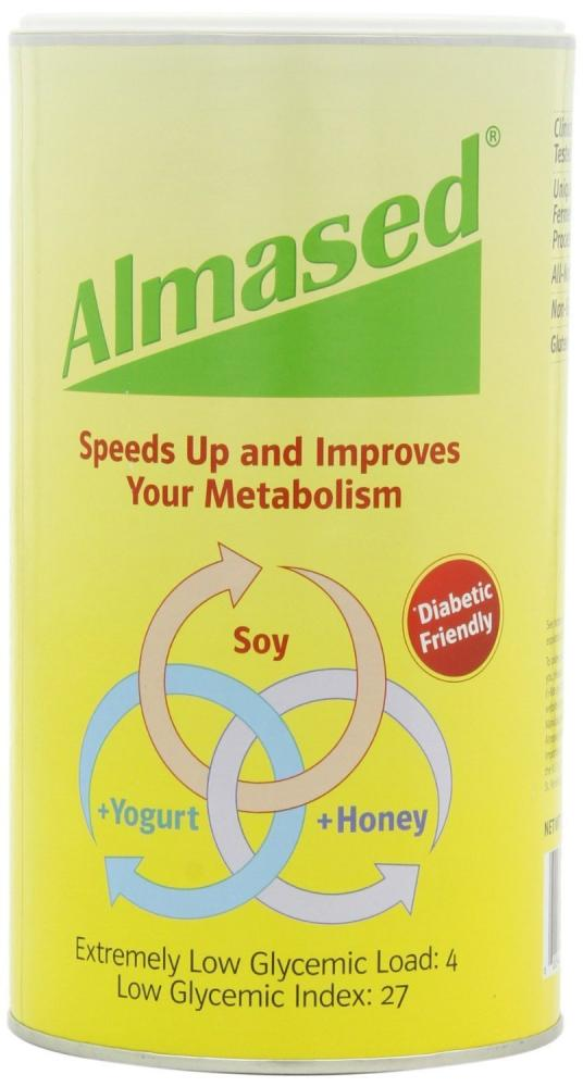 Almased Synergy Diet Powder 500g