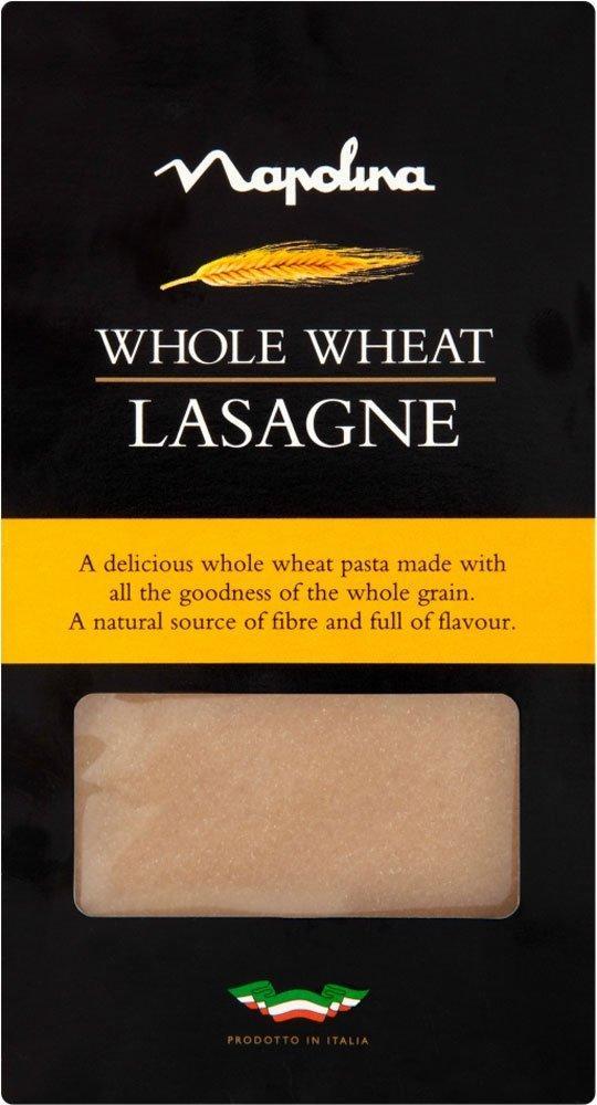 Napolina Whole Wheat Lasagne 375g