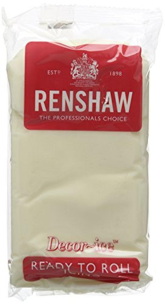 Renshaw Ivory Professional Regalice Edible Ready to Roll Icing 500g