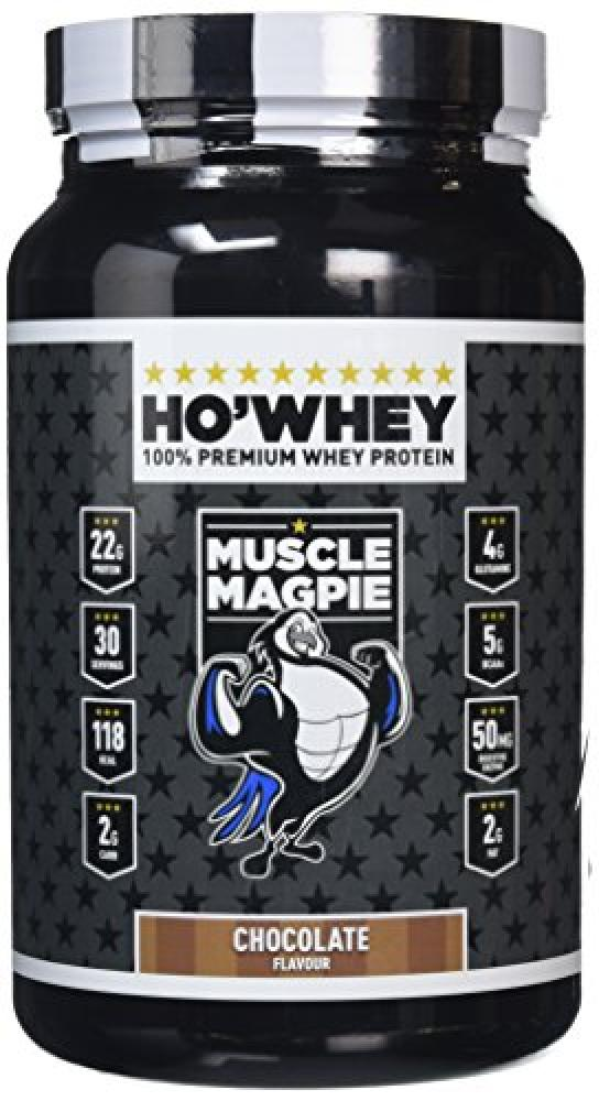 Muscle Magpie Ho Whey Chocolate Flavour 908g
