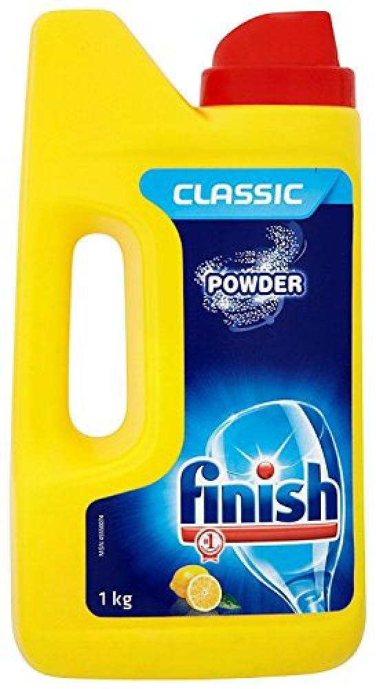 Finish Detergent Refill Lemon 1kg