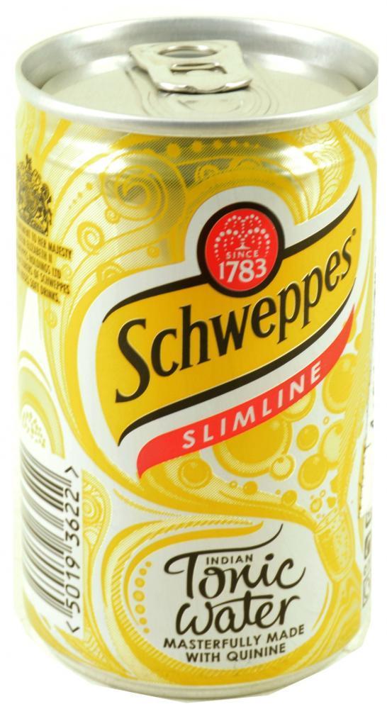 Schweppes Slimline Indian Tonic Water 150ml