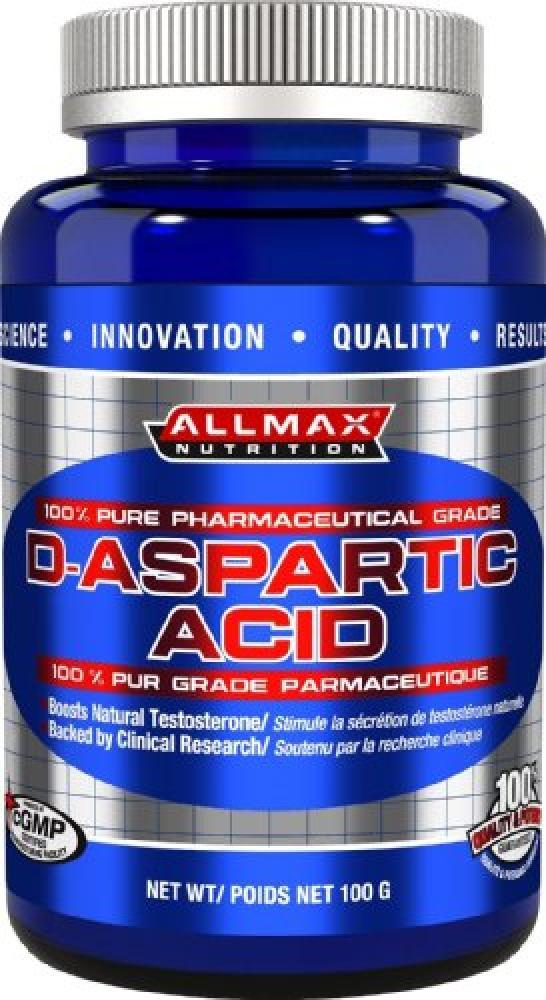 AllMax Nutrition D-Aspartic Acid 100g