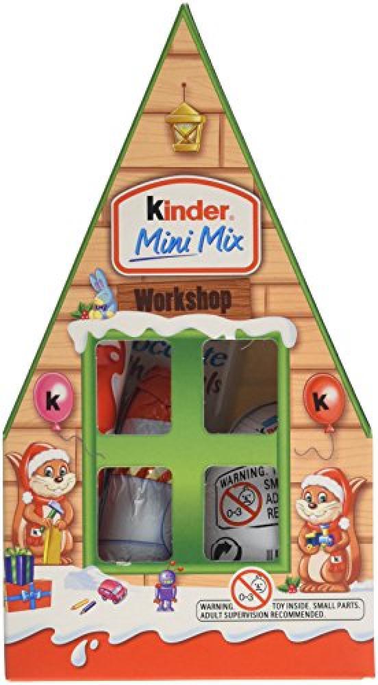 Kinder Mini Mix Christmas House 79g