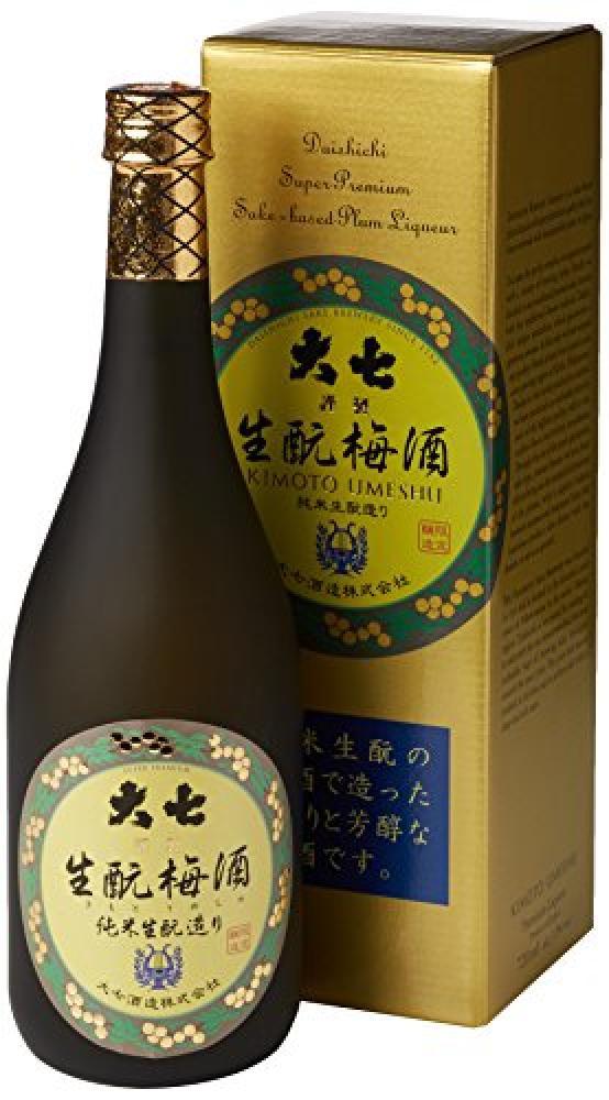 Daishich Kimoto Sake 72cl