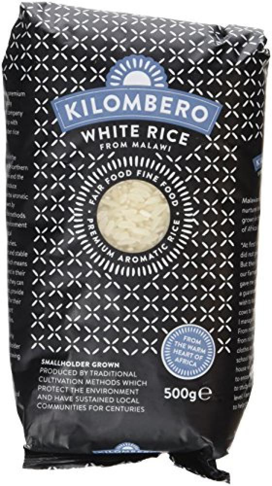 Kilombero White Rice 500 g