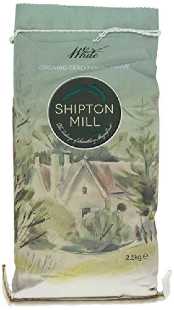 Shipton Mill Shipton Mill Organic Strong White Flour 2500g