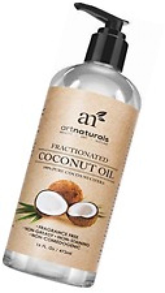 Art Naturals Premium Fractionated Coconut Oil - 473 ml
