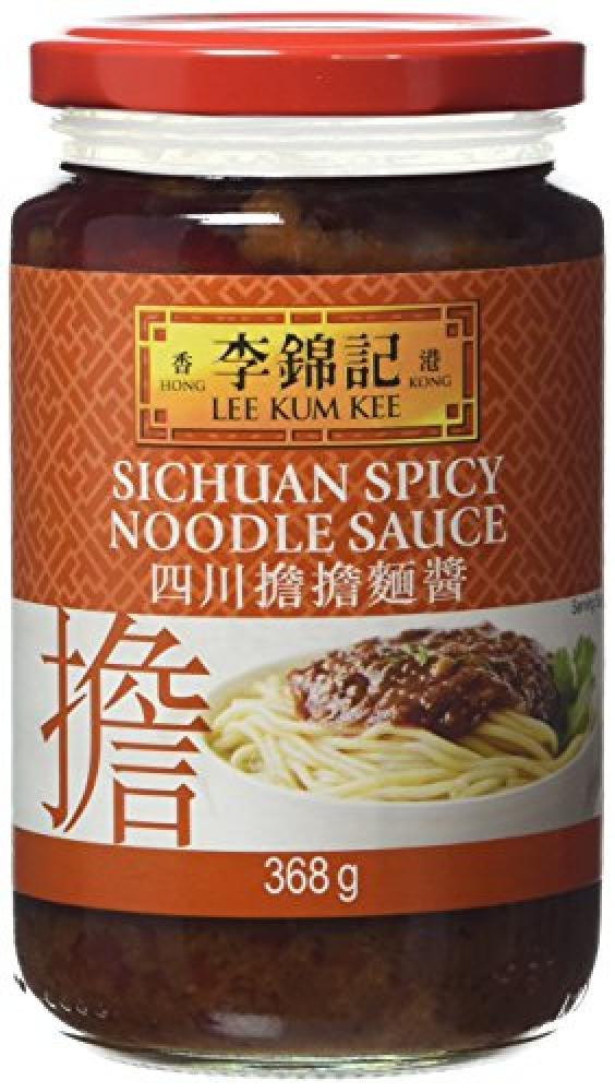 Lee Kum Kee Sichuan Spicy Noodle Sauce 368 g
