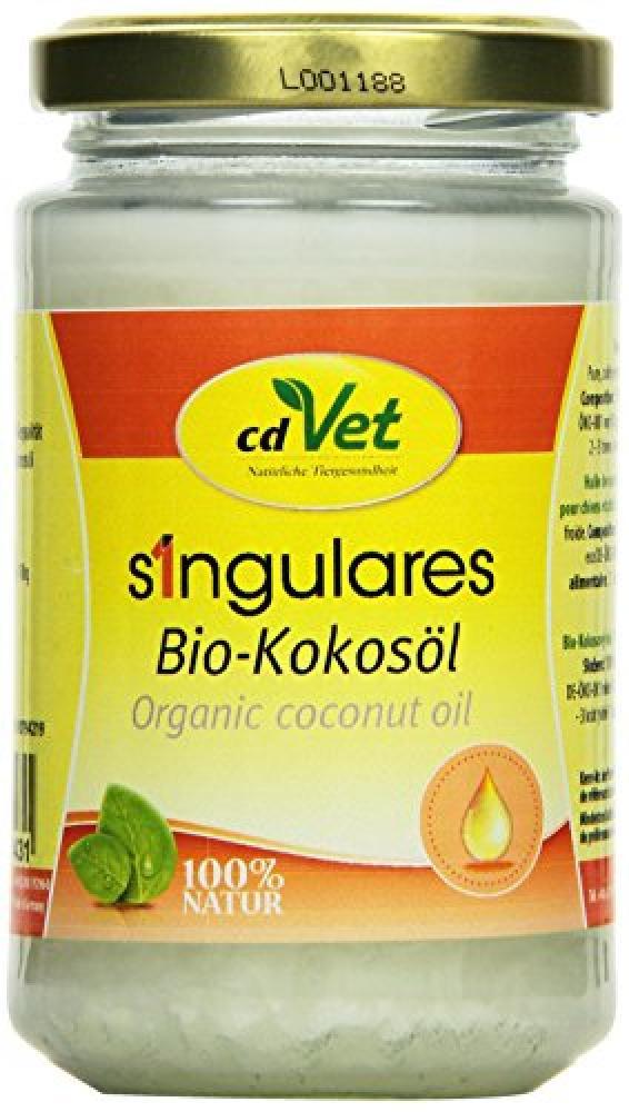 CD Vet Singulares Bio-Coconut Oil 200ml
