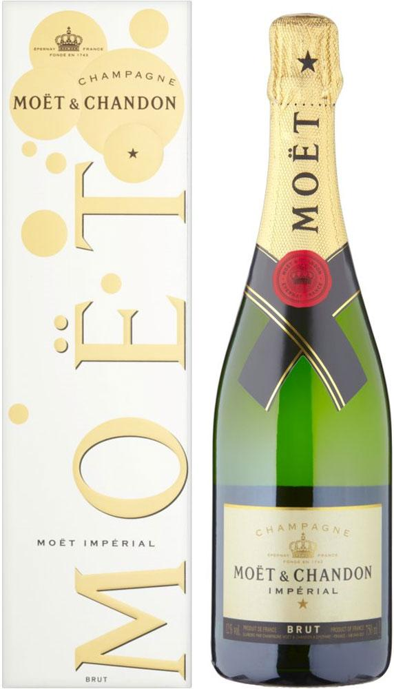 Moet and Chandon Imperial Brut Champagne 75cl NO BOX