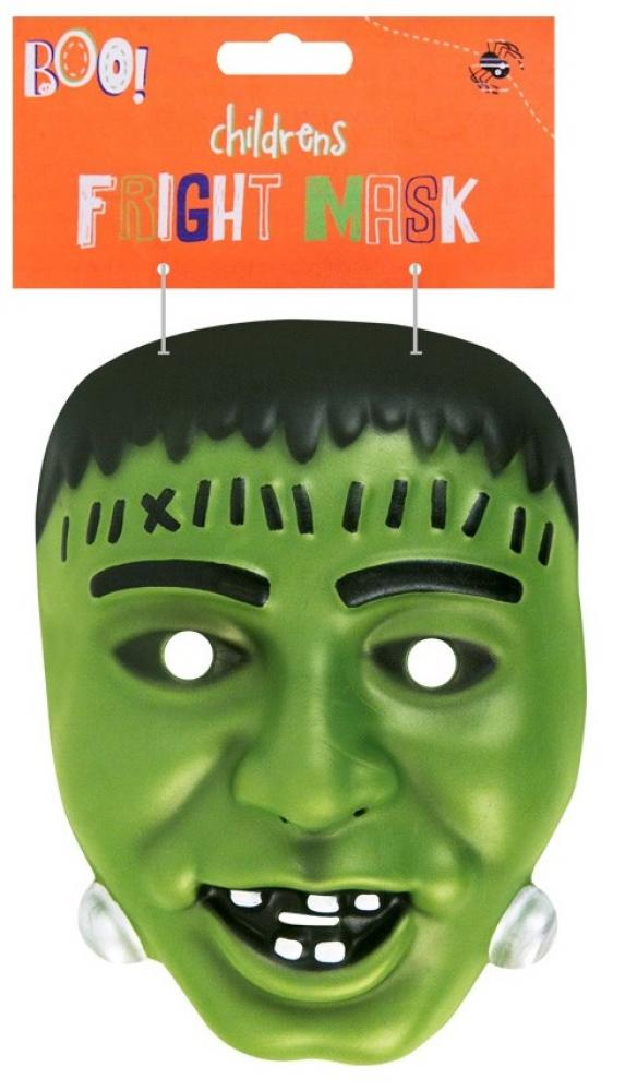 Boo Halloween Kids Fright Mask