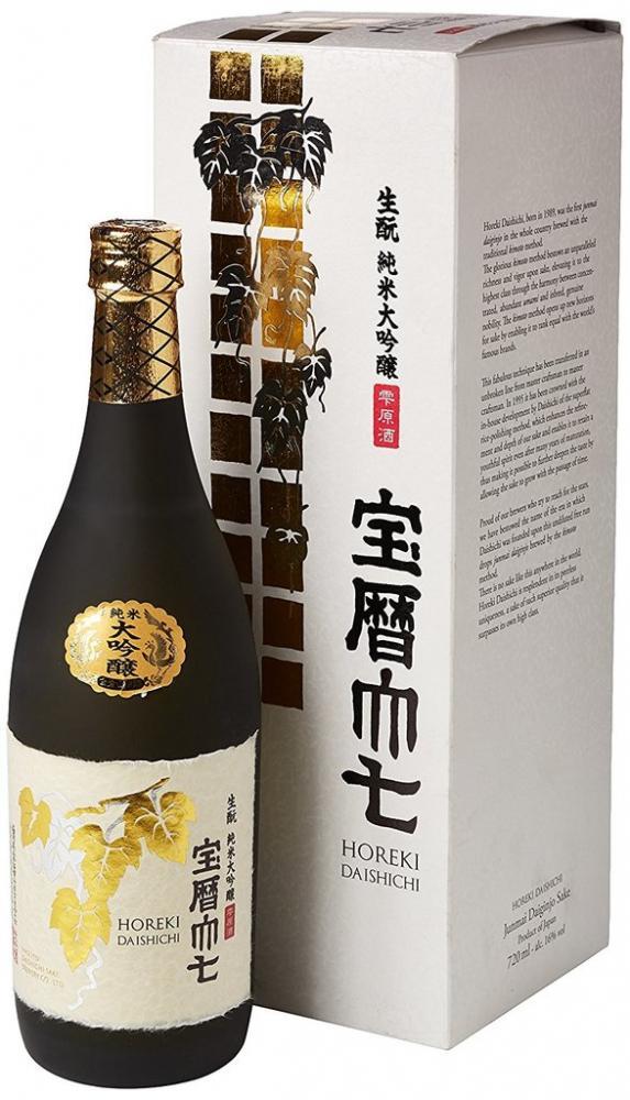 Daishichi Sake Brewery Houreki Daishichi 720ml