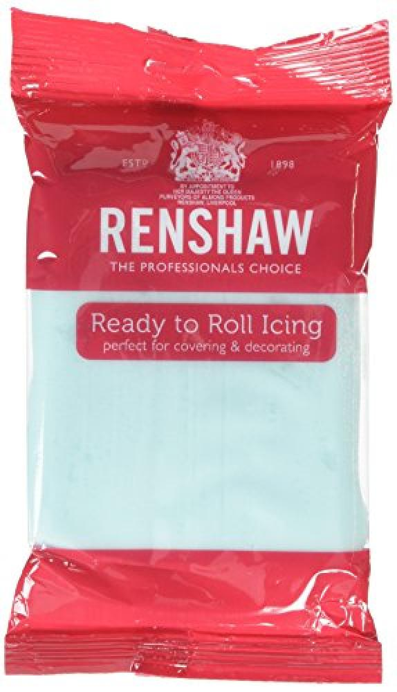 Renshaw Duck Egg Blue Ready To Roll Icing 250g