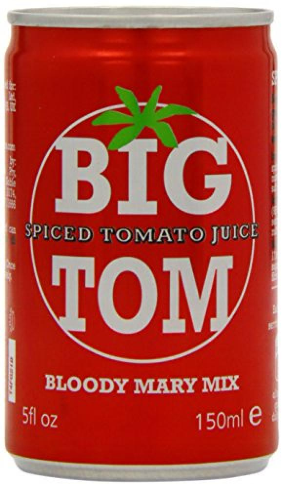 Big Tom Bloody Mary Mix Can 150 ml