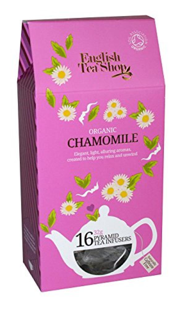 English Tea Shop Organic Fairtrade Chamomile 30 g