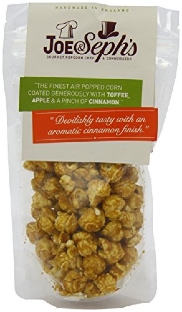 Joe and Sephs Toffee Apple With Cinnamon Popcorn 80 g