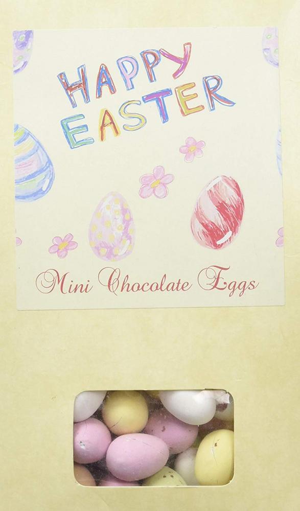 Farrahs Of Harrogate Mini Chocolate Easter Eggs 125g