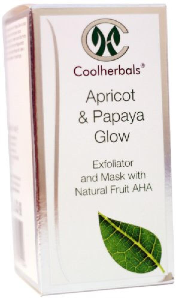 Coolherbals Apricot and Papaya Glow 50g