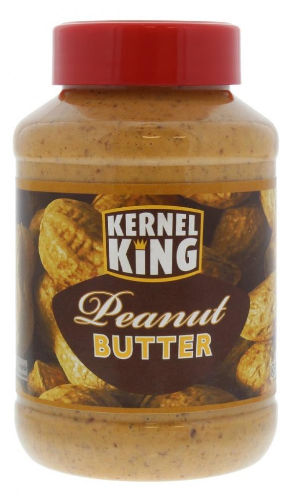 Kernel King Peanut Butter 454g