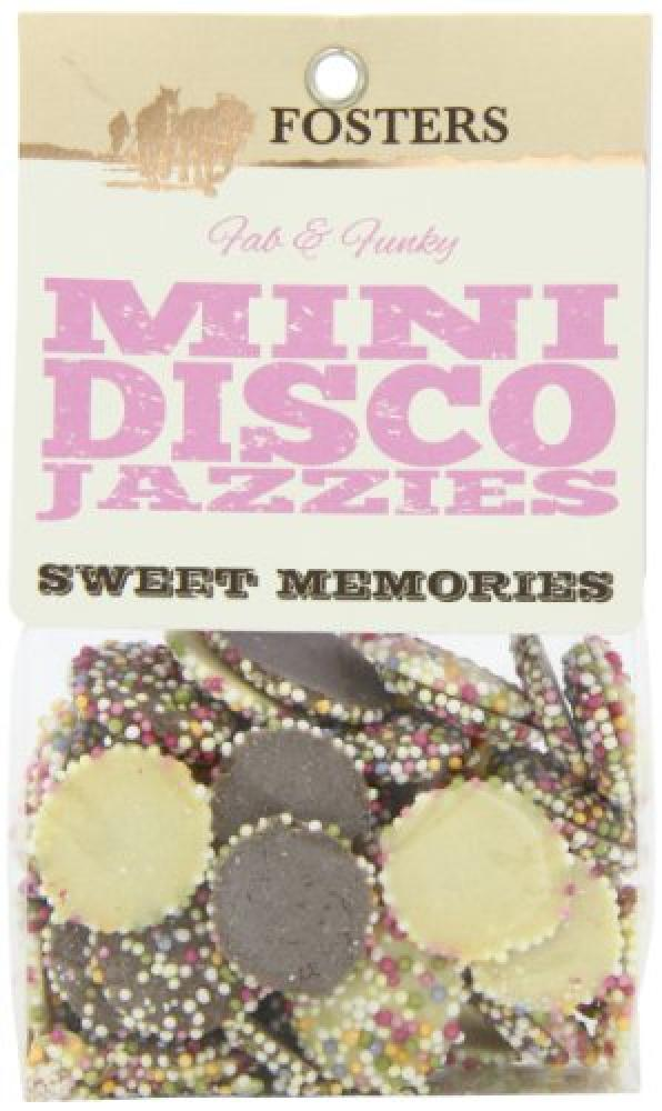 Fosters Traditional Foods Ltd Mini Disco Jazzies 100g