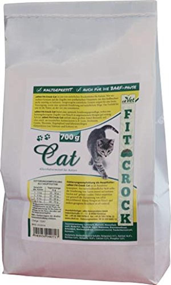 cdVet Fit-Crock Cat Food 700 g