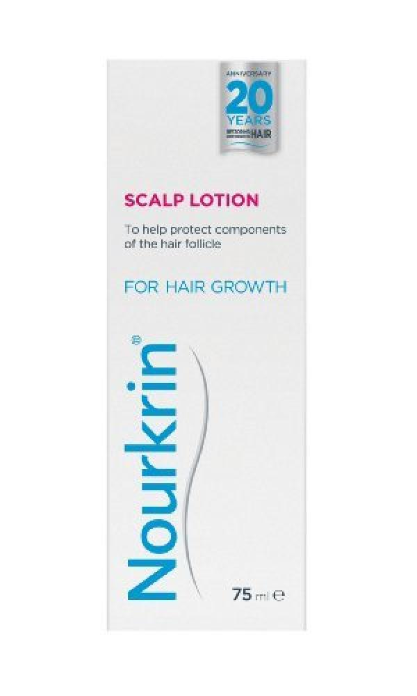 Nourkrin Scalp Lotion 75cl