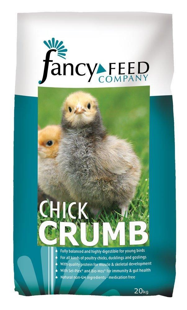 Fancy Feeds Chick Crumbs 20kg