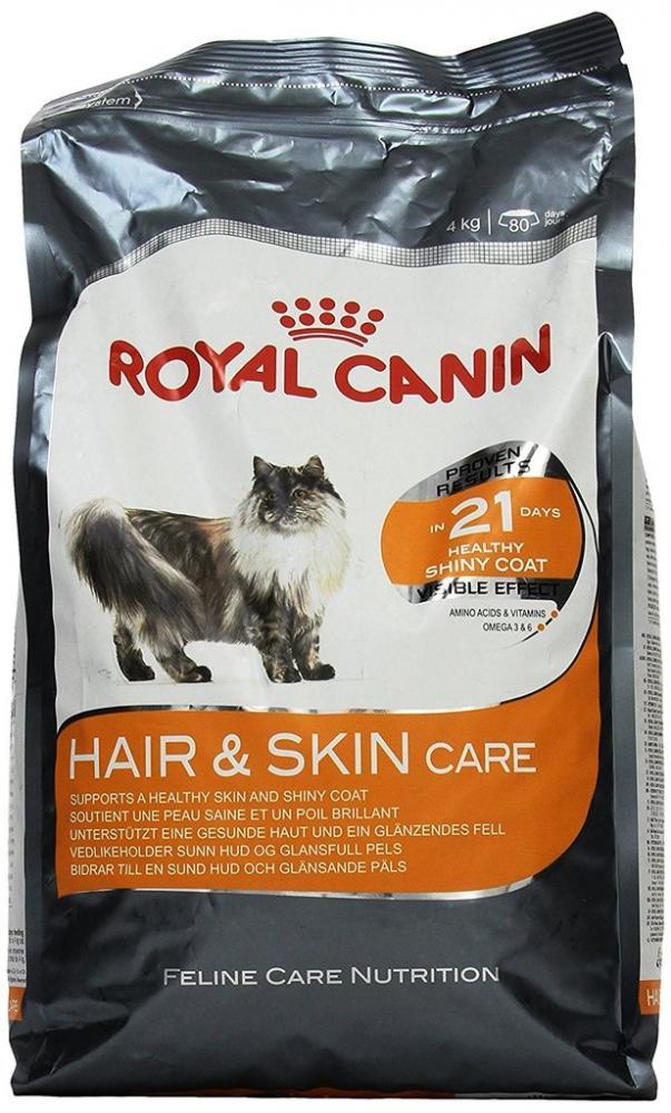 Royal Canin Hair und Skin Care 4kg