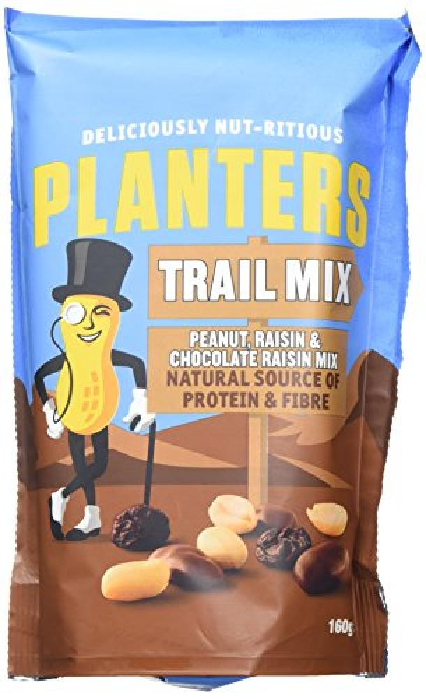 Heinz Planters Nut and Chocolate Trail Mix 160g