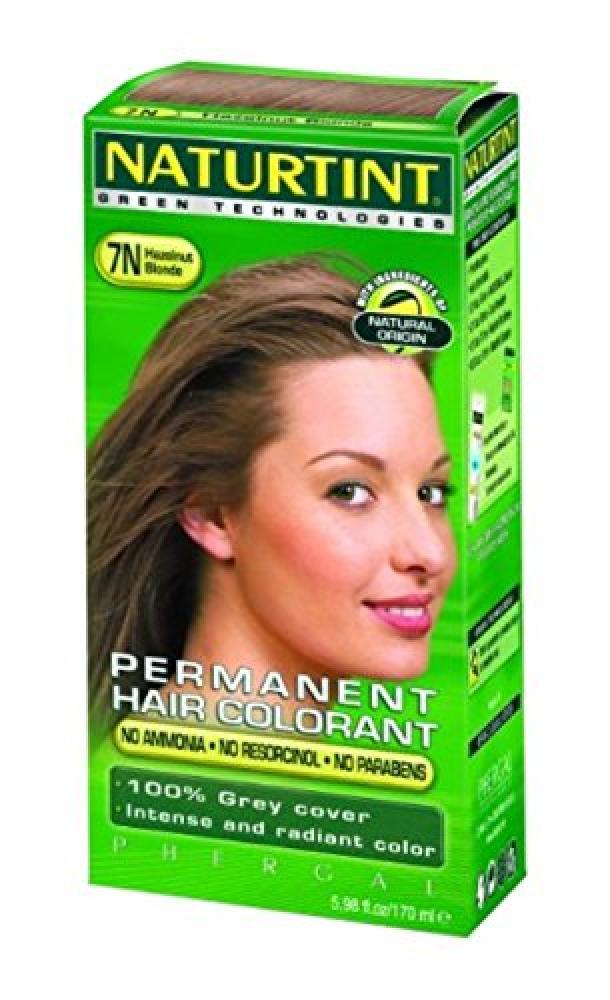 Naturtint Permanent 7N Hazelnut Blonde 165 ml