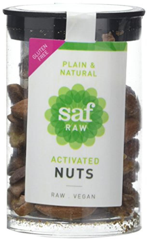 Saf Raw Plain and Natural Activated Nuts 50 g